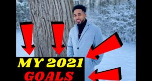 MY 2021 GOALS !!!!  (MANIFESTING MY DREAMS TO REALITY)