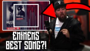 MY NEW FAVORITE EMINEM SONG | RAPPER REACTS to Eminem -