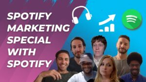 Music Ally TV Show :: A Spotify Marketing special with