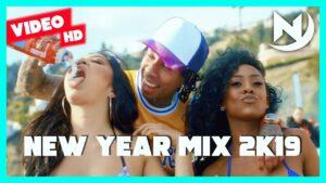 New Years Mix 2019 | Best of 2018 Hip Hop RnB Pop Reggaeton