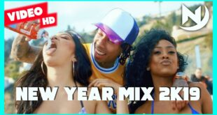 New Years Mix 2019 | Best of 2018 Hip Hop RnB Pop Reggaeton
