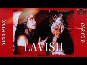 Nicki Minaj - Lavish ft Cardi B (Official Audio)