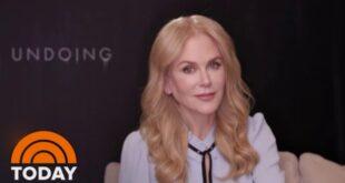 Nicole Kidman Talks 'The Undoing' And Quarantine With Keith