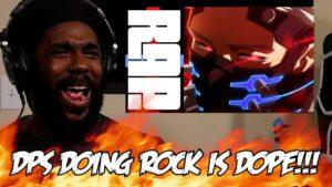 "Nine Rap REACTION   ""Heroes Falling""  "
