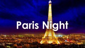 Paris Night JAZZ - Smooth Saxophone JAZZ - Night Romantic