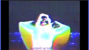 Pinxity - Pumped Up Kid (Lyric Visualiser) | new indie