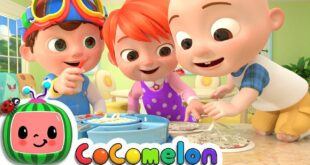 Pizza Song   CoComelon Nursery Rhymes & Kids Songs