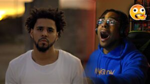 [ REACTION ] J. Cole // Fire Squad (🔥 🔥 🔥 )