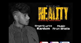 REALITY // RAP SONG //  KARDUM