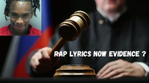 Rap Lyrics Will Be Now Officially Used As Evidence