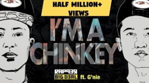 Rapper Big Deal ft G'nie - I'm A Chinkey (Official