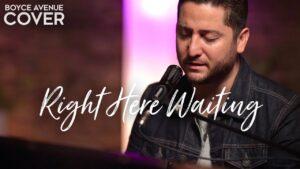 Right Here Waiting - Richard Marx (Boyce Avenue piano