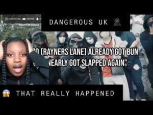SAD! UK DRILL LYRICS THAT REALLY HAPPENED REACTION