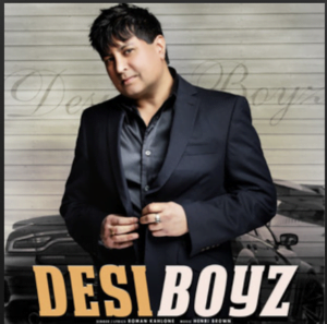 From the Artist Roman Kahlone Listen to this Fantastic Spotify Song Desi Boyz 2021