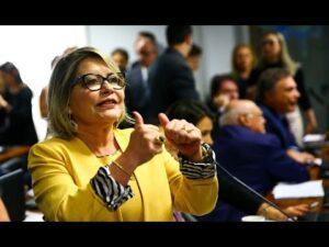 Senado confirma cassação de Selma Arruda
