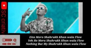 Shahrukh Khan Wala Flow ll Lyrics Video Song ll #Rapper Big