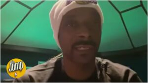 Snoop Dogg names Kobe Bryant, Magic Johnson on his LA Mount