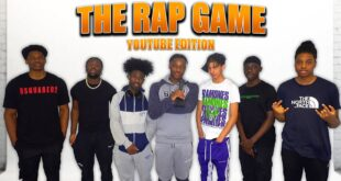 The RAP GAME YouTube Edition (WINNER GETS £1000)