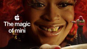 The magic of mini feat. Tierra Whack – Apple