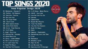 Top Hits 2020  Best Popular Songs Playlist 2020  Top