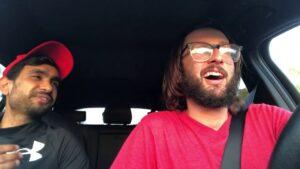 Uber Driver Raps In Hindi!