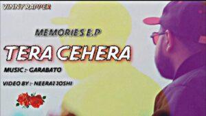 VINNY RAPPER   TERA CHEHRA   MEMORIES E.P   2020