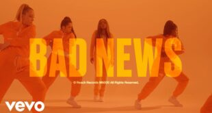 Wande - Bad News (Official Lyric Video)