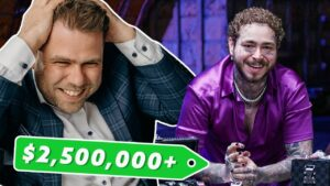 Watch Expert Reacts To Post Malone's $1,000,000 Watch