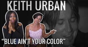 "We React to Keith Urban ""Blue Ain't Your"