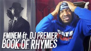 YALL SET ME UP! | Eminem - Book Of Rhymes (REACTION!!!)