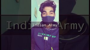 main hoon Indian army devlopment rapper official music