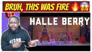 """""""HALLE BERRY"""" HURRICANE CHRIS"""