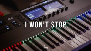 """I Won't Stop"" - Inspirational Rap Beat | New"