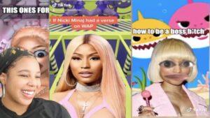 """If Nicki Minaj had a verse on..."" Rap Challenge"