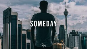 """Someday"" - Uplifting Inspiring Rap Beat | New Hip"