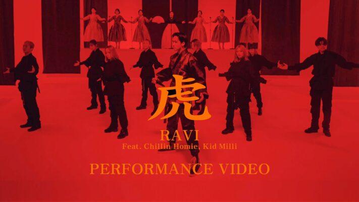 라비(RAVI) - 범(Feat. Chillin Homie, Kid Milli) PERFORMANCE