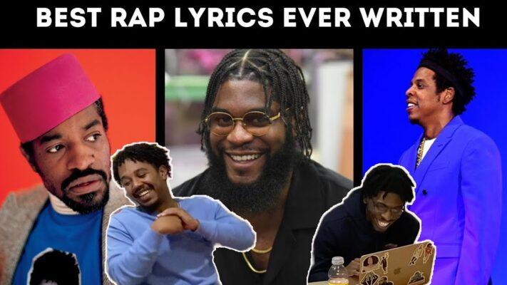 10 of the Best Rap Lyrics Ever Written | Reaction 🔥🚀
