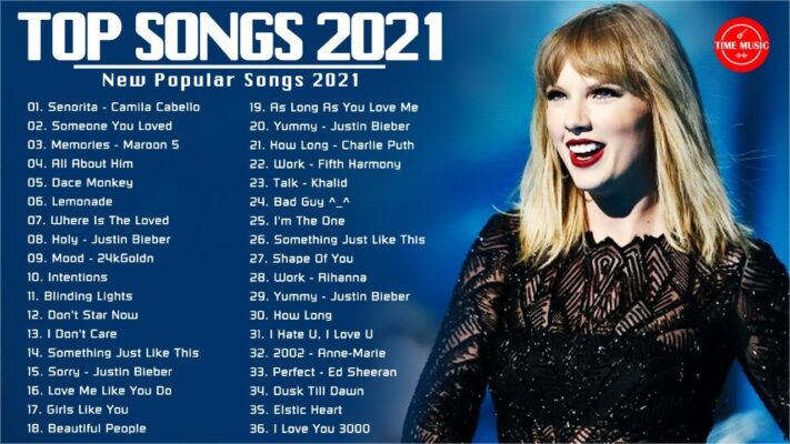 TOP 40 Songs of 2021 (Best Hit Music Playlist) on Spotify