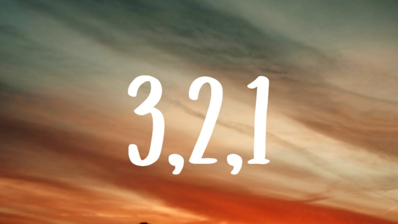 24kGoldn - 3,2,1 (Lyrics)