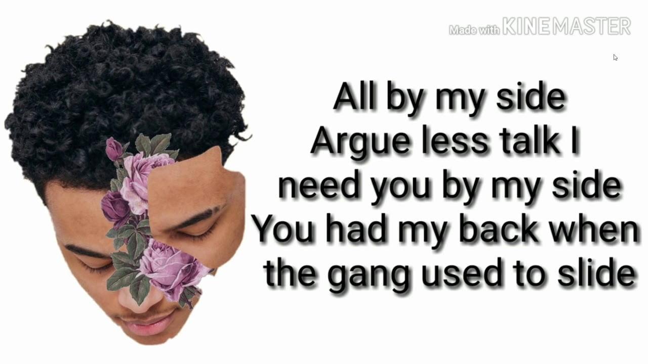 5 Luh Kel  Wrong Lyrics   YouTube   Google Chrome 2021 02 21
