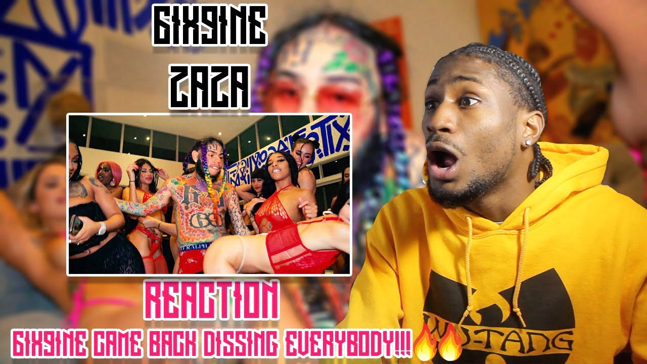 6IX9INE CAME BACK DISSING EVERYBODY!!! | FIRST TIME HEARING