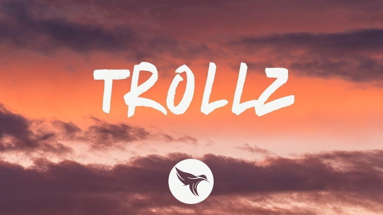 6ix9ine - Trollz (Lyrics) Feat. Nicki Minaj