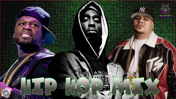 90S 2000S HIP HOP MIX - Fat Joe, WU TANG CLAN, DMX and more