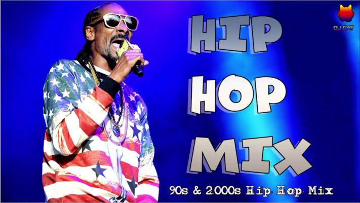 90S 2000S HIP HOP MIX -Method Man, 2Pac ,Snoop Dogg ,Lil