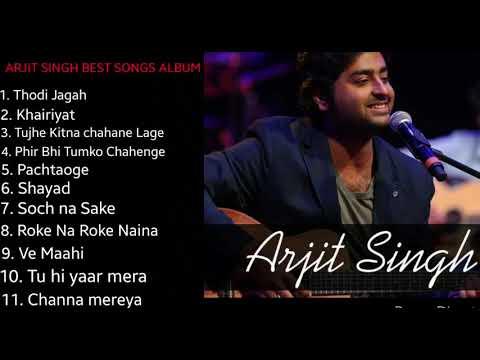 ARJIT singh best music album