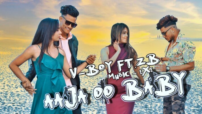 Aaja Oo Baby Rap Song - V BoY Ft. ZB | Official Music Video