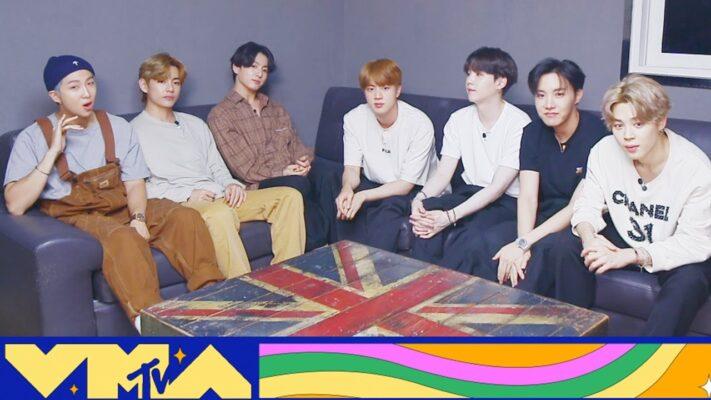 BTS Share Their Top 7 Favorite Music Videos & Talk