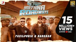 Badshah & Fazilpuria - Haryana Roadways | Latest Hit