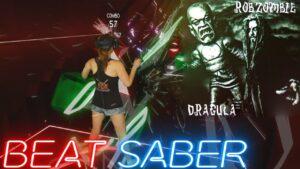 Beat Saber || Rob Zombie - Dragula (Expert+) First Attempt