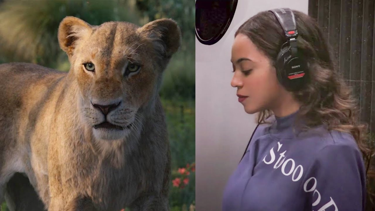 Behind The Voices - Lion King (Beyonce, Donald Glover,...)